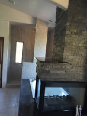 fireplace refacing, bathroom remodel, bath remodel, roxborough, littleton