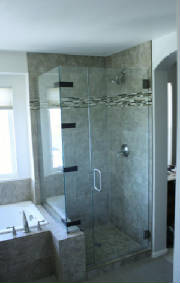 bath remodel, remodeling contractor, residential remodeling, castle rock