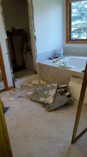 bathroom remodeling, bath remodel, bathroom rennovation, roxborough