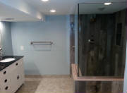 bathroom remodeling, residential remodeling, home improvement