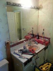 bathroom remodeling, Littleton, residential remodeling, home improvement