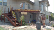 deck replacement, deck remodeling, residential remodeling, home improvement, roxborough, littlton