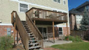 deck replacement, deck remodeling, littleton, remodeling,  highlands ranch