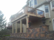 deck replacement, deck installation, Roxborough