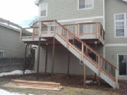 deck installation, residential remodeling, Roxborough, littleton