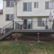 Deck replacement, Littleton, deck installation, remodeling, home improvement, Roxborugh, Grant Ranch