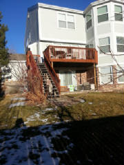 deck replacement, deck installation, littleton, highlands ranch