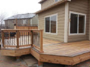 deck replacement, deck installation, residential remodeling, home improvement