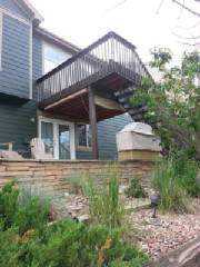 deck replacement, Roxborough, residential remodeling, home improvement