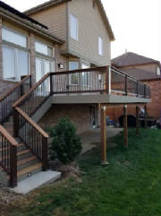 deck replacement, deck installation, residential remodeling, centennial, home improvement