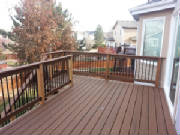 deck replacement, deck installation, decks, Highlands Ranch, home improvement
