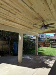 Dry deck, deck rennovation, home improvement, residential remodeling, roxborough