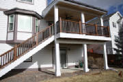 deck replacement, deck installation, deck rennovation, Lone Tree, porch cover installation