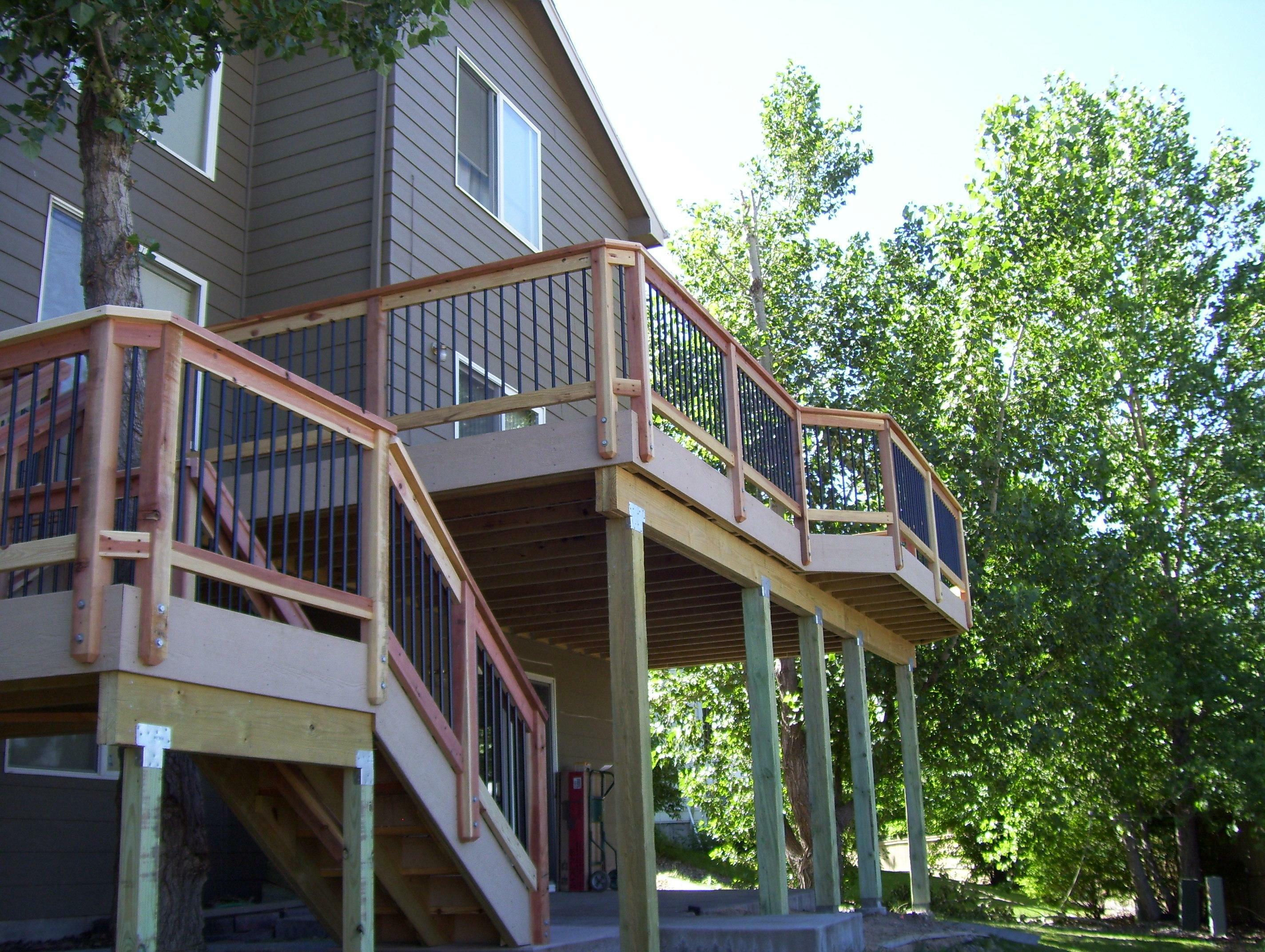 deck installation, Lone Tree, remodeling services